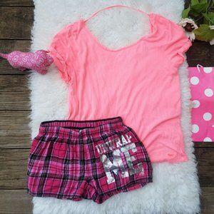 "Victoria's Secret PINK | ""Unwrap Me"" Sleep Shorts"